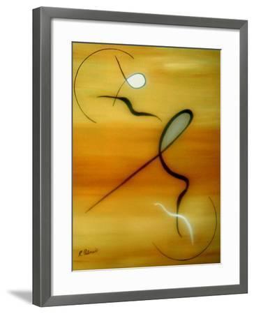 Freedom-Ruth Palmer 2-Framed Art Print