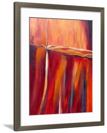 Merge Left-Ruth Palmer-Framed Art Print