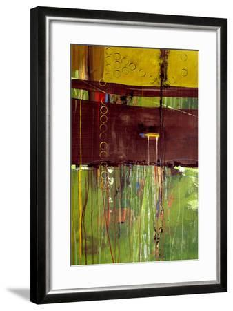 Quit Messing With My Head-Ruth Palmer-Framed Art Print