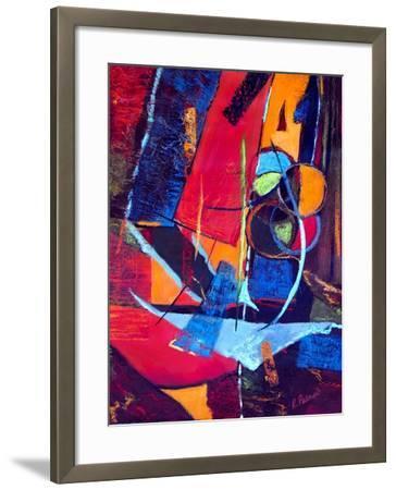 Raising The Roof A-Ruth Palmer-Framed Art Print