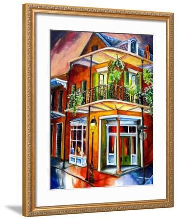 Goodnight New Orleans-Diane Millsap-Framed Art Print
