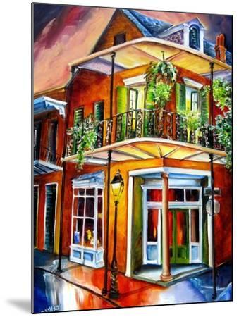 Goodnight New Orleans-Diane Millsap-Mounted Art Print