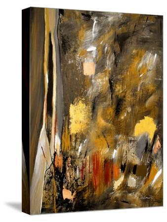 Calm Out Of Chaos 2010-Ruth Palmer-Stretched Canvas Print