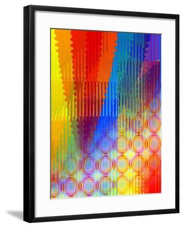 Can You Hear Me Now-Ruth Palmer-Framed Art Print