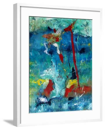 Lifeline-Ruth Palmer-Framed Art Print