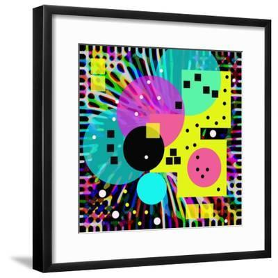 All Points Bulletin-Ruth Palmer-Framed Art Print