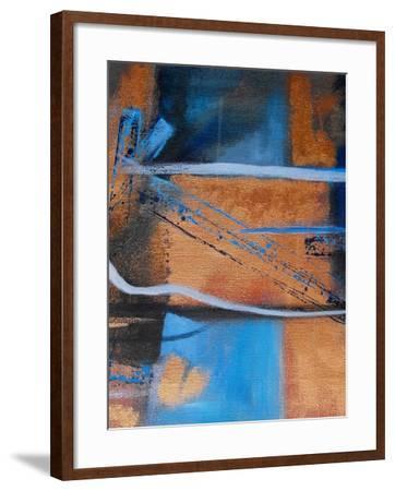 Copper Presentation 2009-Ruth Palmer-Framed Art Print