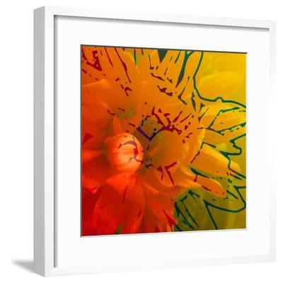 Out Of It-Ruth Palmer-Framed Art Print