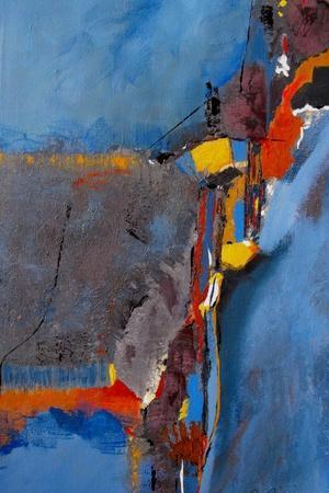 Road To Damascus-Ruth Palmer-Framed Art Print