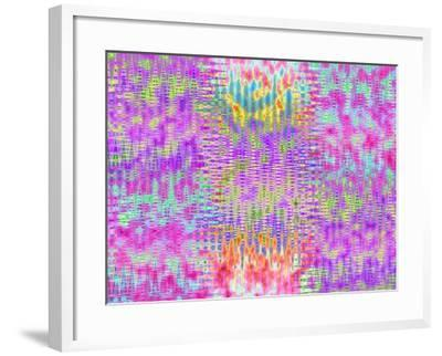 Party Purple-Ruth Palmer-Framed Art Print