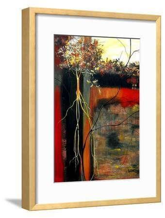 Rooted-Ruth Palmer-Framed Art Print