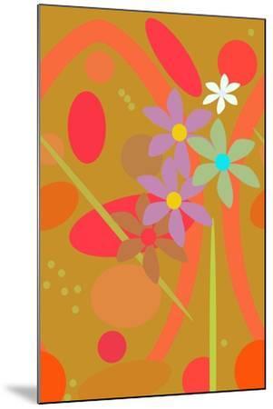 Pink Pop II-Ruth Palmer-Mounted Art Print