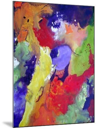 Heavens 2-Ruth Palmer 3-Mounted Art Print
