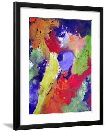 Heavens 2-Ruth Palmer 3-Framed Art Print