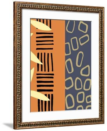 5JW7-15-06-Jan Weiss-Framed Art Print