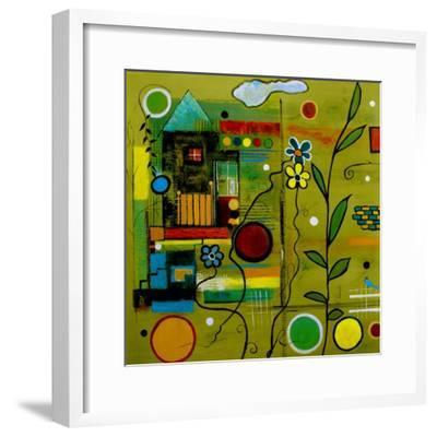 A Place To Grow II-Ruth Palmer-Framed Art Print