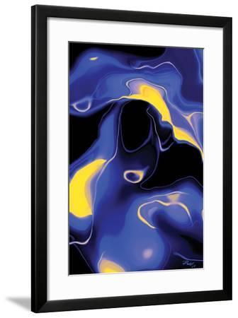 Enigma-Rabi Khan-Framed Art Print