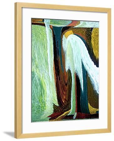 Living Water-Ruth Palmer-Framed Art Print