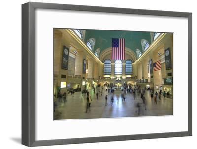 Grand Central Station-John Gusky-Framed Photographic Print
