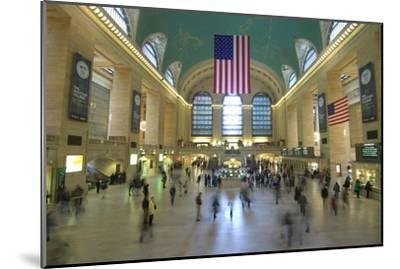 Grand Central Station-John Gusky-Mounted Photographic Print