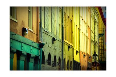 Colors-John Gusky-Framed Photographic Print