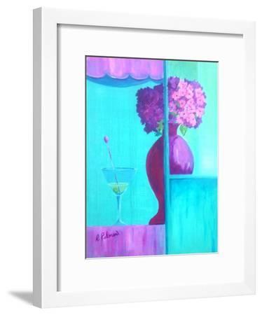 Martini Majenta-Ruth Palmer-Framed Art Print