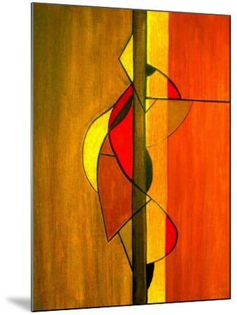 Meeting in the Middle II-Ruth Palmer-Mounted Art Print