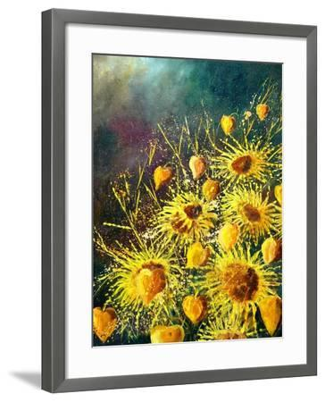 Sunflowers-Pol Ledent-Framed Art Print