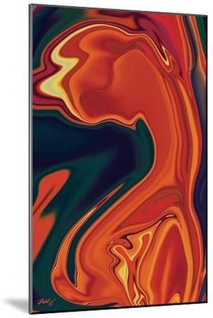 In Love-Rabi Khan-Mounted Art Print