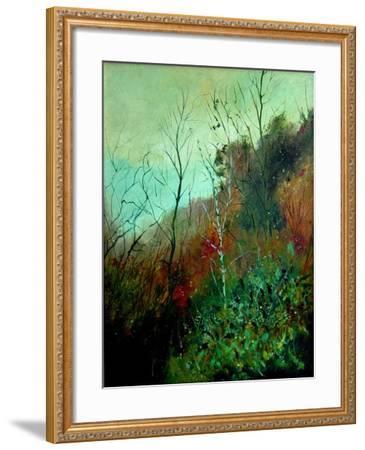 Fall (charlier)-Pol Ledent-Framed Art Print