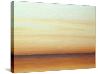 Soothing Sea-Kenny Primmer-Stretched Canvas Print
