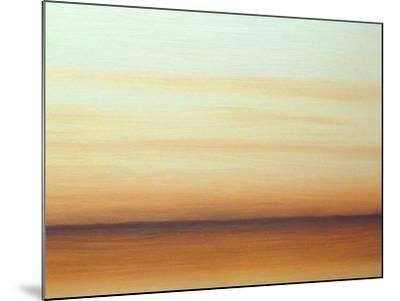 Soothing Sea-Kenny Primmer-Mounted Art Print