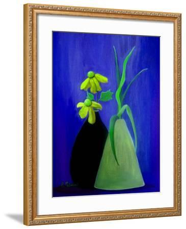 Side by Side-Ruth Palmer-Framed Art Print
