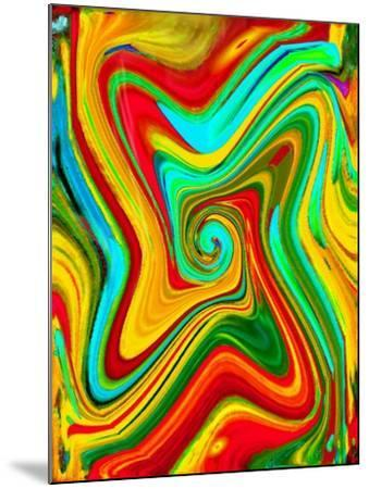 Rainbow Room-Ruth Palmer-Mounted Art Print