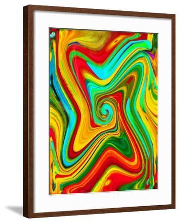 Rainbow Room-Ruth Palmer-Framed Art Print