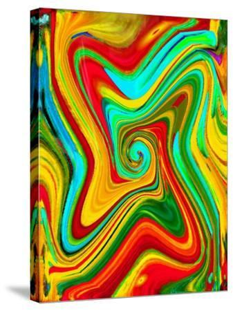 Rainbow Room-Ruth Palmer-Stretched Canvas Print