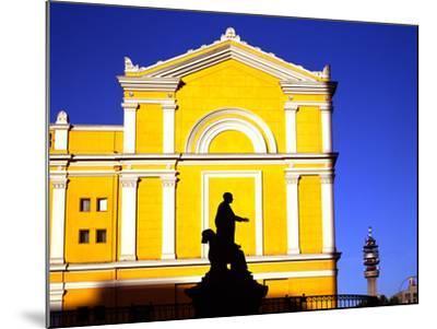 Santiago University-Charles Bowman-Mounted Photographic Print