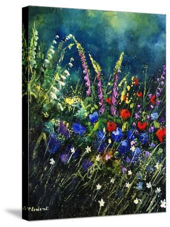 flowers-Pol Ledent-Stretched Canvas Print