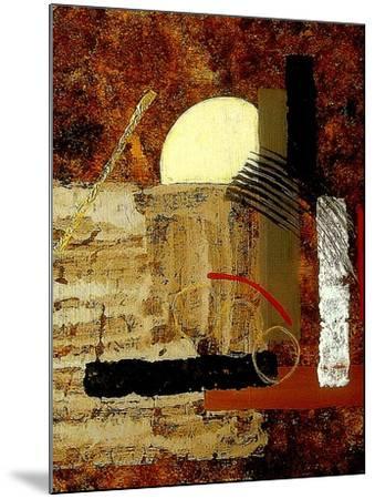 African Moon-Ruth Palmer-Mounted Art Print