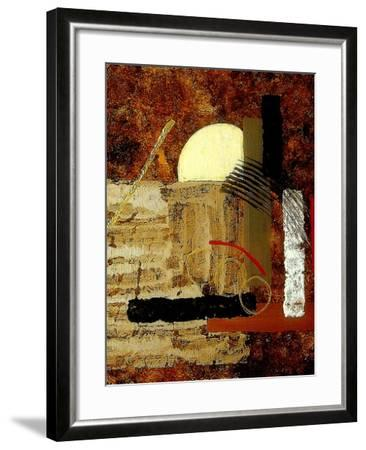 African Moon-Ruth Palmer-Framed Art Print