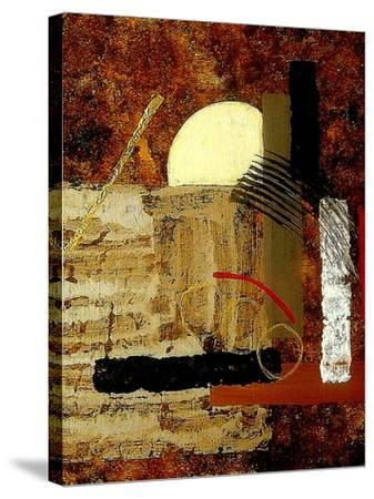 African Moon-Ruth Palmer-Stretched Canvas Print