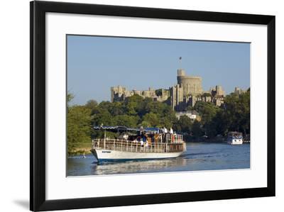 Windsor Castle-Charles Bowman-Framed Photographic Print
