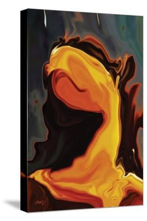 Waiting 4-Rabi Khan-Stretched Canvas Print