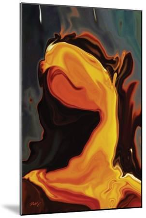 Waiting 4-Rabi Khan-Mounted Art Print