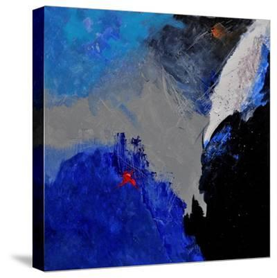 Abstract 88114010-Pol Ledent-Stretched Canvas Print