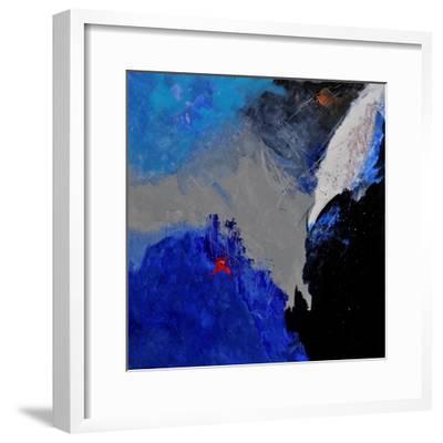 Abstract 88114010-Pol Ledent-Framed Art Print