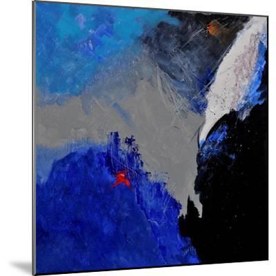 Abstract 88114010-Pol Ledent-Mounted Art Print