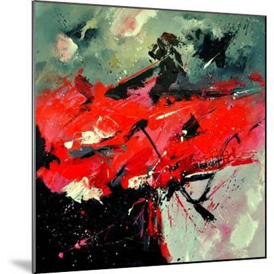 Abstract 665232-Pol Ledent-Mounted Art Print