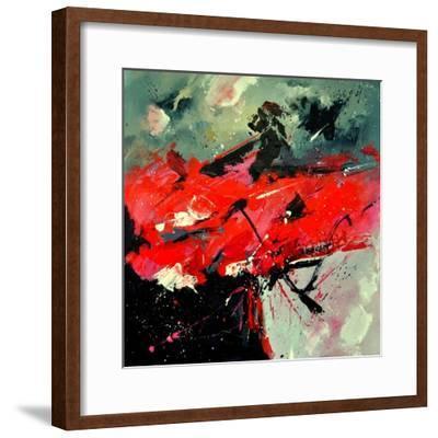 Abstract 665232-Pol Ledent-Framed Art Print