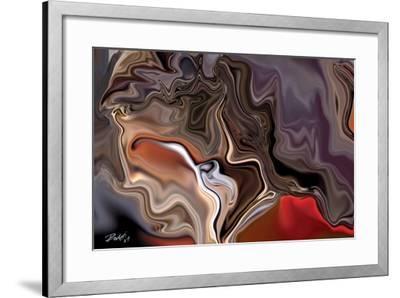 Closer-Rabi Khan-Framed Art Print